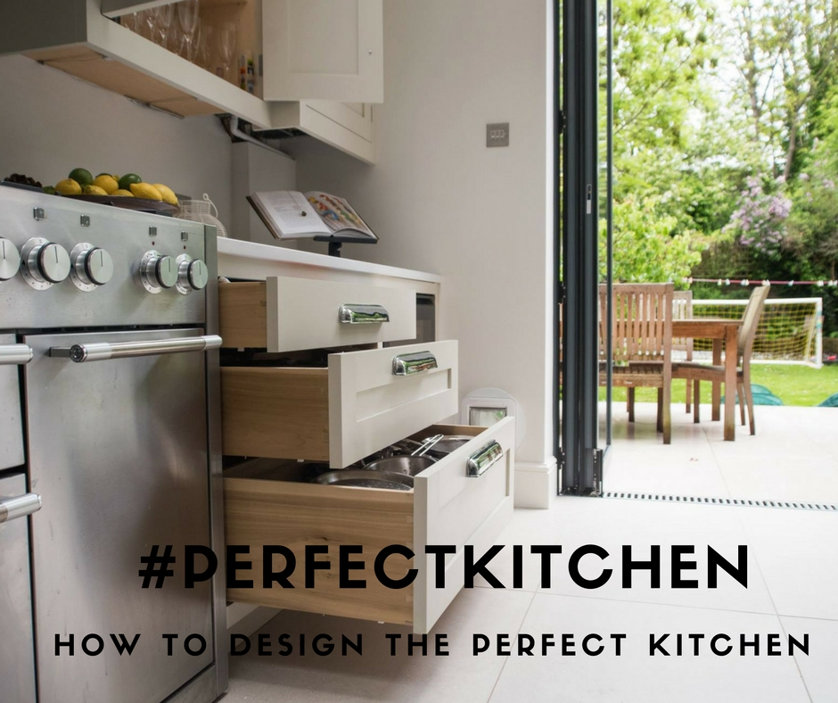 How to design the perfect kitchen george robinson kitchens for Picture perfect kitchens